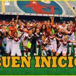 TIBURONAS ROJAS MUESTRAN FAUCES, VENCIERON 1-0 AL SUBCAMPEÓN TUZAS