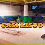 CARLOS CASTILLO: «LA DUELA DEL ´NIDO´ QUEDARÁ LISTA EL 28 DE ESTE MES
