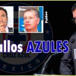 """HERMOSILLO: """"PELÁEZ O DE ANDA, PARA PRESIDENTE DE CRUZ AZUL"""""""