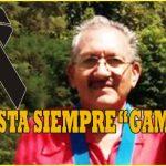 DIERON EL ÚLTIMO ADIÓS AL PROFESOR GAMALIEL HERNÁNDEZ TORRES