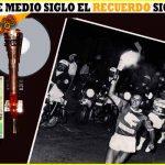 FESTEJARÁN EN XALAPA EL PASO DEL FUEGO OLÍMPICO DEL YA LEJANO 1968